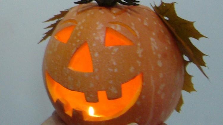 Как сделать тыкву для хэллоуина своими руками 257