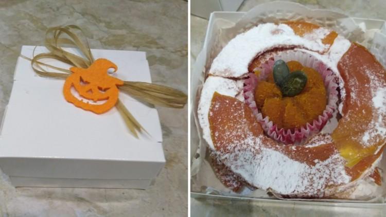 Сладкие подарки для тех, кто празднует Хеллоуин
