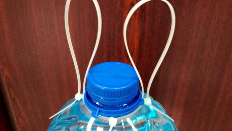 Ручки для бутылки 5 литров