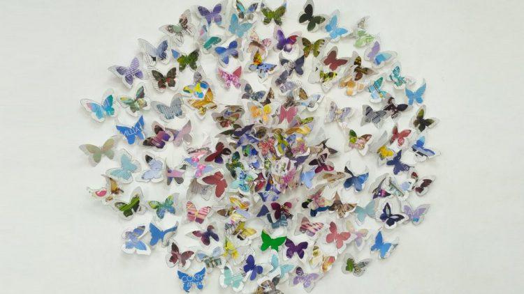 Фотозона «Лето: бабочки»